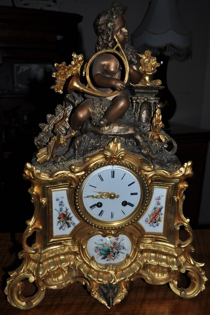 Horlogerie près de Saint-Brieuc | Antiquitedeco.com